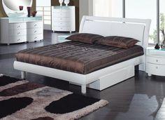 Global Furniture Master Bedroom Set GL-EMILY-WH