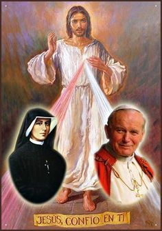 Concerning the Feast of Divine Mercy Sunday, Jesus said to Saint Faustina: I want the image solemnly blessed on the first Sunday after Easter, and I want it to be venerated publicly so that every soul may know about it. (Diary 341)