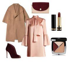 """""""Classic"""" by anna-brodin on Polyvore featuring Chanel, Fendi, Gianvito Rossi, Gucci and Diane Von Furstenberg"""