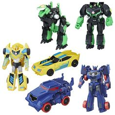 Transformers Robots in Disguise Hyper Change Heroes Wave 15 - Hasbro - Transformers - Transformers at Entertainment Earth