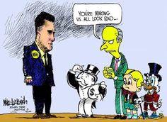 Romney & friends