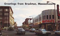 Brockton greetings.