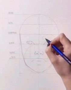 Girl Drawing Sketches, Art Drawings Sketches Simple, Pencil Art Drawings, Realistic Drawings, How To Sketch Faces, Drawing Art, How To Draw Sketches, Sketches Of Faces, Learn To Sketch