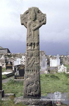 Kilfenora High Cross, Co. Clare, Ireland