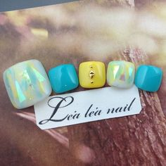 Cute Toe Nails, Cute Toes, Pretty Toes, Toe Nail Art, Best Nail Art Designs, Toe Nail Designs, Gel Toes, Pedicure Designs, Feet Nails