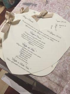 Un preferito personale dal mio negozio Etsy https://www.etsy.com/it/listing/295243265/menu-nozze-forma-di-cuore