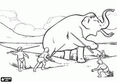 animales prehistoricos para colorear - Google Search