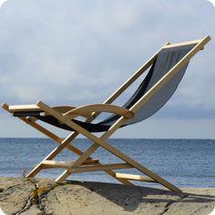 Solgunga - Sonnen-Schaukel- und Liegestuhl - Kings of Sweden - Nordic Lifestyle und Design Versand