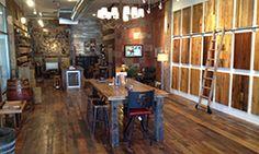 Reclaimed Wood Flooring | Antique Beams & Boards | Reclaimed DesignWorks