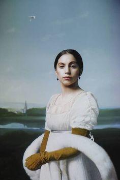 Bob Wilson - Lady Gaga as Mademoiselle Caroline Rivière 2014