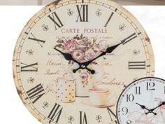 """Auriol®"" Reloj de pared vintage"