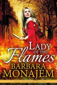 Check out the cover reveal for Lady of the Flames by Barbara Monajem http://padmeslibrary.blogspot.com/2015/02/cover-reveal-lady-of-flames-by-barbara.html