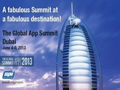 "W2S Solutions will be there at ""the Global App Summit"" Soon get passes and visit us"