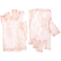 ASOS Fingerless Lace Gloves ($8.42) ❤ liked on Polyvore featuring accessories, gloves, fillers, luvas, accessories wogloves, womenswear, lace fingerless gloves, asos gloves, fingerless gloves and lace gloves