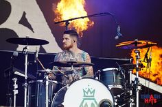 fall out boy | Fall Out Boy @ Download Festival - 14 June 2014 (c/o Gary Wolstenholme ...