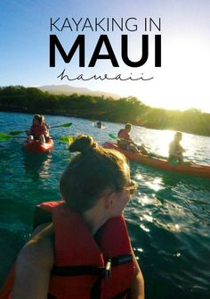 a30a846817a Step away from the beach for a fun kayaking adventure in Maui. Be sure to