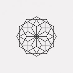 #MI16-587 A new geometric design every day