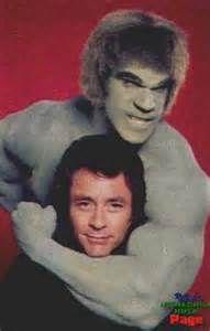 """El Increíble Hulk"""" …es mejor no estar enojado"""