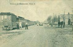 Historische busreis over voormalige tramlijn Coevorden–Ter-Apel op Radio Drenthe