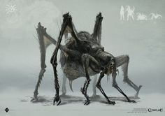 GREAT OLD ONE: Atlach-Nacha, The Spider God