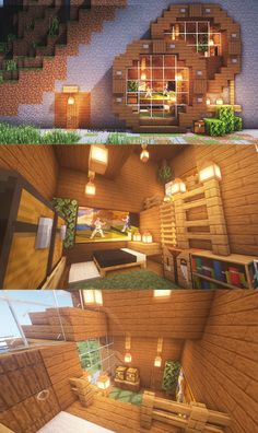 Minecraft Cottage, Cute Minecraft Houses, Minecraft Mansion, Minecraft House Tutorials, Amazing Minecraft, Minecraft House Designs, Minecraft Creations, Minecraft Crafts, Minecraft Buildings