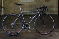 Review: Baldwin Titanium Custom frame // Made in the UK--