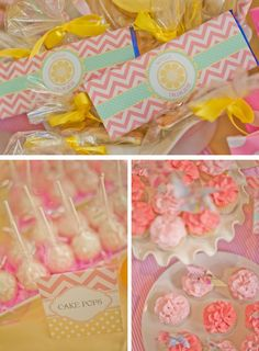 pink lemonade birthday party-10