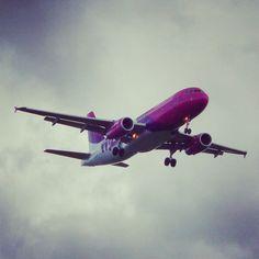 #wizzair #A320 #EPWR #spotting #planespotting #plane #wroclaw #polska #poland