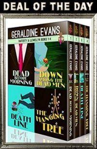 http://theereadercafe.com/ #kindle #ebooks #books #nook #mystery #CozyMystery #suspense #GeraldineEvans