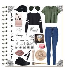 """I saw it coming but it still hurts..."" by rhiannonpsayer ❤ liked on Polyvore featuring Koo, Love Quotes Scarves, Ray-Ban, Glamorous, Converse, Casetify, NIKE, Jewel Exclusive, Lime Crime and Trish McEvoy"