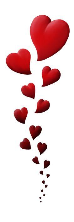 Hearts ~♡♥♡❤