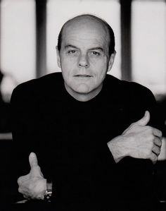 Michael Ironside. (He's cool! (If he were the captain of the Enterprise in Star Treks, they would never have destroyed it, ever! Not a scratch!)):).