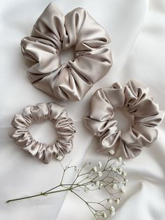 Excited to share the latest addition to my #etsy shop: Sand satin scrunchies pack , bridesmaid gifts , big scrunchie , bridal hair tie , small scrunchies , wedding scrunchie , satin scrunchie #gold #bacheloretteparty #easter #minimalist #satinscrunchiesset #satinhairtie #giftideaforher #silkhairscrunchie #oversizedscrunchies Bridesmaid Favors, Bridesmaid Proposal Gifts, Bridesmaids, Ponytail Bump, Unique Gifts For Girlfriend, Easter Gift Baskets, Bachelorette Gifts, Silk Hair, Wedding Hair Accessories