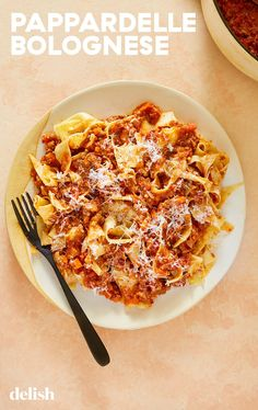 There are no rules here. Except for one: Top the whole thing with lots of fresh Parmesan. #recipe #groundbeef #easy #howtomake Pasta Recipes, Beef Recipes, Cooking Recipes, Pasta Dishes, Food Dishes, Rice Dishes, Healthy Snacks, Healthy Eating, Healthy Recipes