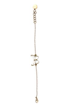 Butterfly-Shaped Bracelet