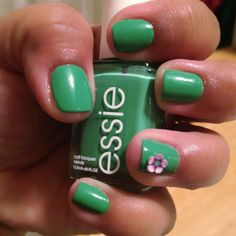 Essie Mojito Maddness Ck my beauty blog out! http://productjunkie504.blogspot.com/