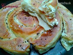 Tavada börek/Börek z panvice (fotorecept) - Recept