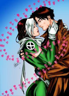 Основной альбом vol.5 | ВКонтакте Rogue Gambit, Rogues, Joker, Marvel, Anime, Fictional Characters, Comic Art, The Joker, Cartoon Movies