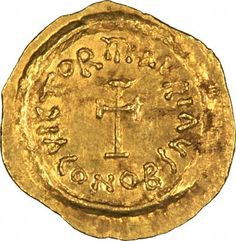Byzantine Gold Coin                                                                                                                                                                                 More