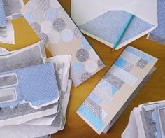 We had a blast last month creating accordion style journals using vintage road maps! Crafters Choosing Their Maps One Group of Crafters H. Diy Paper, Paper Crafts, Scrap Recycling, Security Envelopes, Snail Mail Pen Pals, Journal Cards, Junk Journal, Scrapbooking, Envelope Art