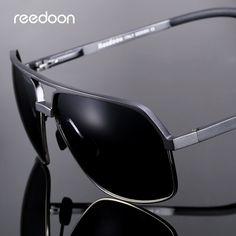 c87ae5ef4f5 SDJ-Reedoon Men s Designer Sunglasses with UV400 Protection - Polarized