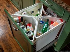 10 Best Kitchen Recycling Center Ideas Recycling Center Recycling Recycling Bins