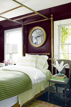 Benjamin Moore 2015 Color Of The Year   Best Interior Paint Colors    Country Living. In This Photo: Walls, Caponata;