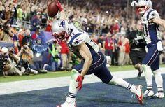 Los Patriotas De Nueva Inglaterra Son Los Ganadores Del #Superbowl 2015