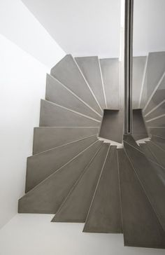 *Geometric Staircase (Photo by Francis Amiand)