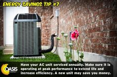 Is Your Air Conditioner Summer-Ready? Energy Saving Tips, Save Energy, Energy Providers, Gas Service, Electricity Bill, Ac Units, Peak Performance, Save Your Money, How To Increase Energy