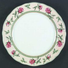 WedgwoodEnglish Cottage Rose at Replacements, Ltd