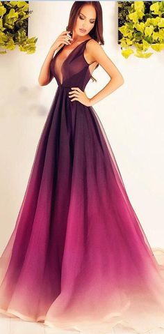 2019 Gradient ombre deep V-neck Best Sale Prom Dresses. Ombre color from burgundy to peach 2019 Gradient ombre deep V-neck Best Sale Prom Dresses. Ombre color from burgundy to peach Peach Prom Dresses, V Neck Prom Dresses, Best Prom Dresses, Cheap Prom Dresses, Quinceanera Dresses, Evening Dresses, Maxi Dresses, Long Dresses, Prom Night Dress