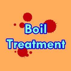 boils treatment Health, Health Care, Salud