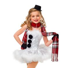 So cute! We used these in our Christmas ballet